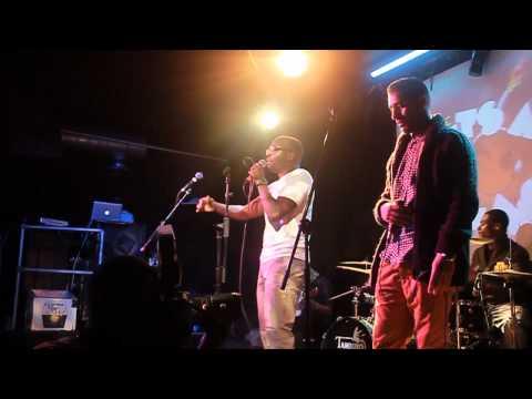 UK rapper Fem Fel performing live @ IT'S A BLAST SHOW mp3