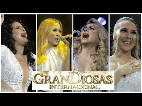 GRANDIOSAS INTERNACIONAL | PARTE 1 | GRANDIOSAS ARENA MTY | EMMANEK19