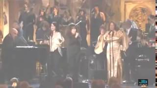 The Ronettes - Be My Baby Rock N Roll Hall of Fame   2007