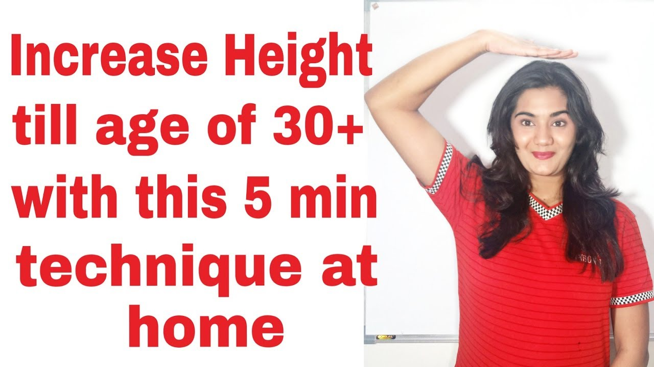 How to naturally Grow Height at Home | Height badhane ka nuskha ya tarika