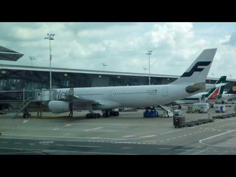 Finnair/Brussels-Helsinki-Stockholm ARN/Economy/A340-300+A320-200/Jul 2015