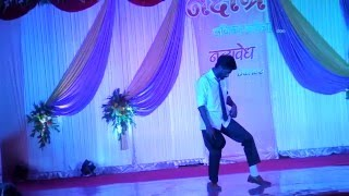 Walchand College  of Engineering Solo dance 2016