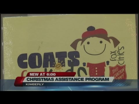 Fox Cities Christmas Assistance Helps 1,000's Of Families