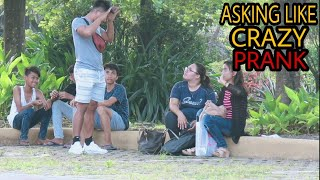 "ASKING LIKE CRAZY | ""PUBLIC"" (PRANK)"