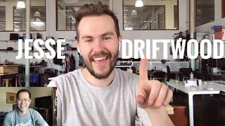 Jesse Driftwood talks Instagram, YouTube, & Onewheel Pint