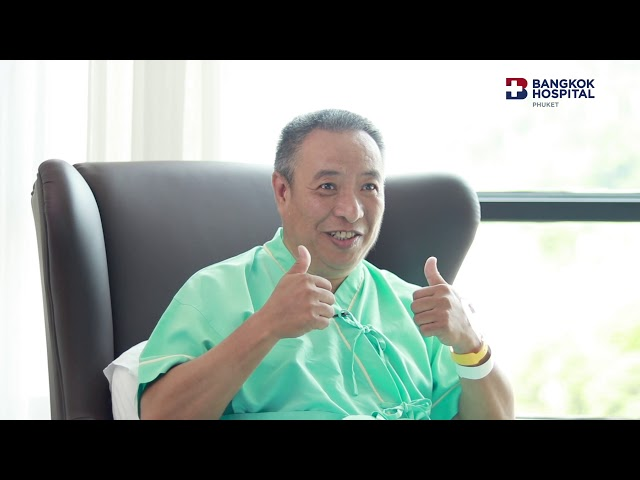 Patient Testimonials | MR.GUO FU QIE - Heart Attack Patient | Heart Center