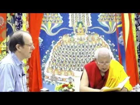 55 Aryadeva's 400 Stanzas with Geshe Yeshe Thabkhe Verses 366-375 10-24-17