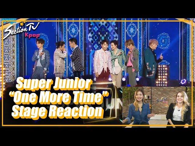 [SectionTV Kpop] Super Junior