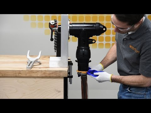 CSH Series | Cold Shrink Hammerhead - Installation Demonstration
