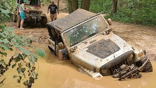 EXTREME OFFROAD [ 4x4 ] FAILS COMPILATION 2020