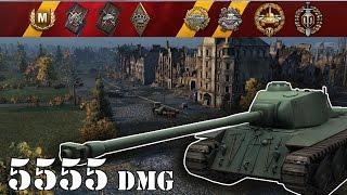 World of Tanks / FCM 50 t .. 14 Kills