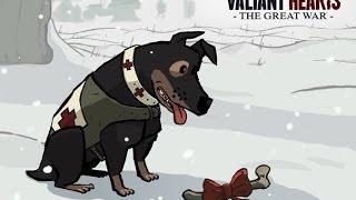 Valiant Hearts The Great War  Прохождение  Часть 1 Первая Мировая Война