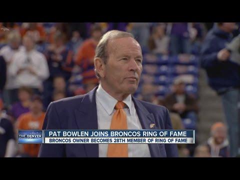 Pat Bowlen joins Broncos