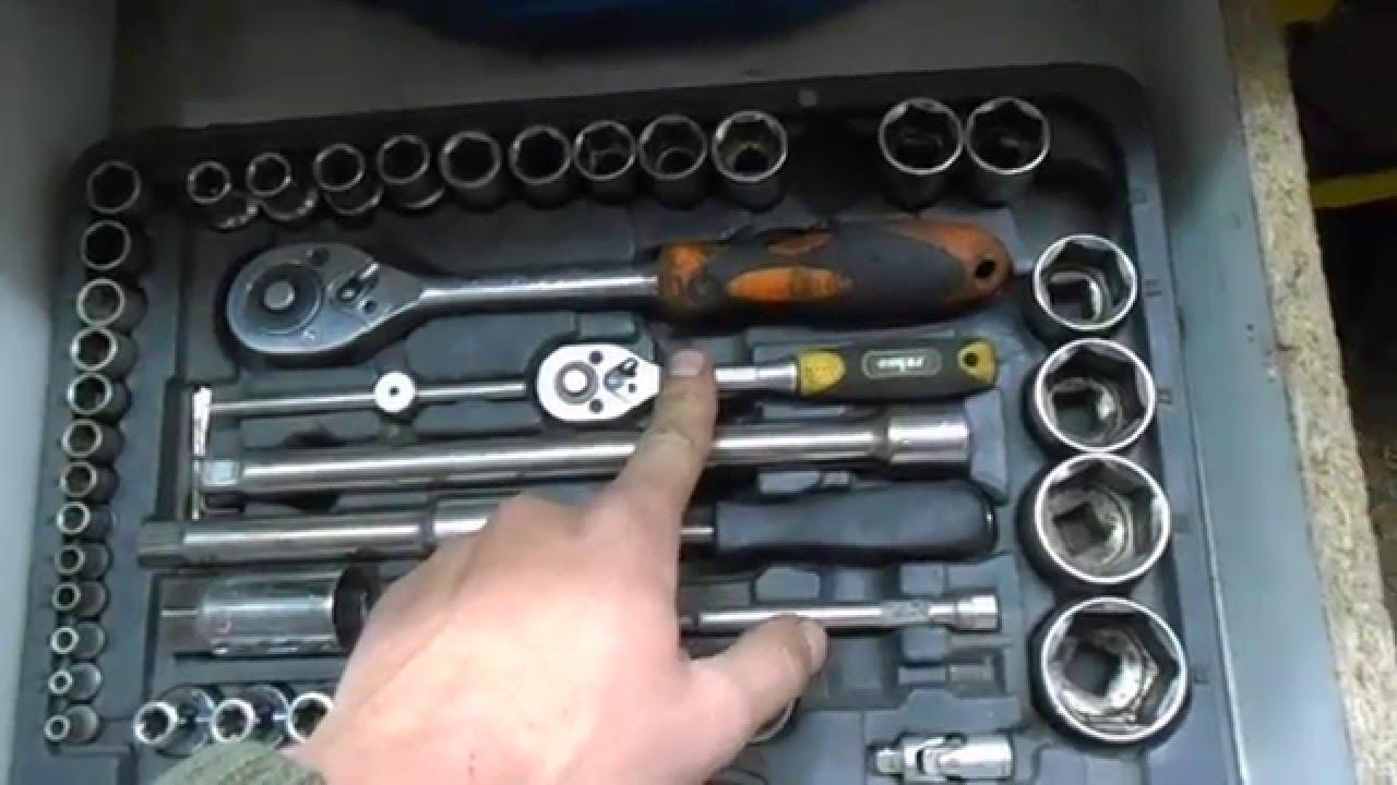 Ящик-тумба для инструментов Snap-on (