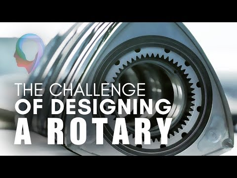 The Challenge Of Designing A Wankel Rotary Engine