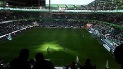 VFL Wolfsburg Aufstellung + Led Anlage