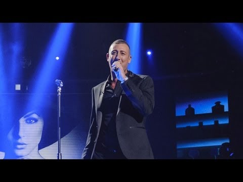 Christopher Maloney Sings Heart's Alone - Live Week 2 - The X Factor UK 2012
