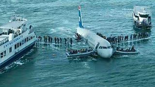 【越哥】深度解读《萨利机长》:创造航空史上奇迹,救了155人的机长,到底是英雄还是罪人?
