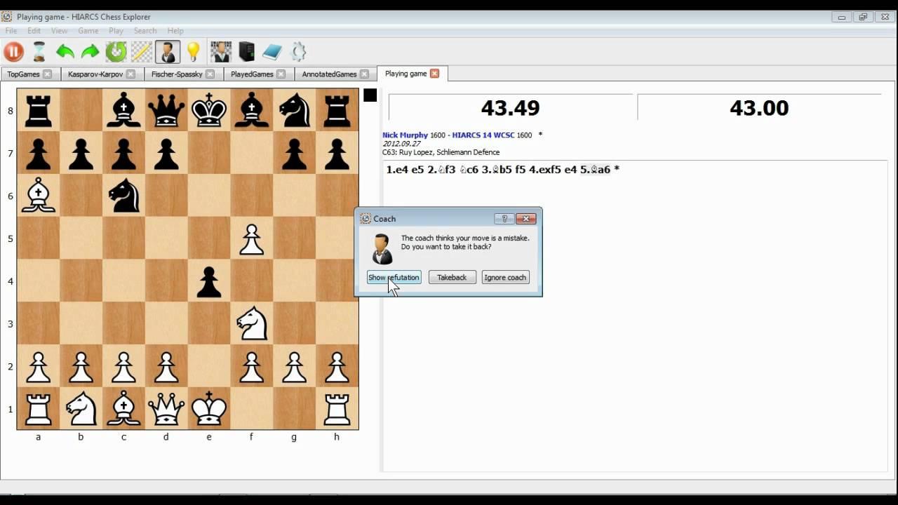 Chess Explorer Reviews
