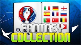 NOWA SERIA! FANTASY COLLECTION [#1] FIFA 16