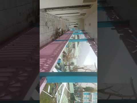 Destruction following Irma - French Saint-Martin