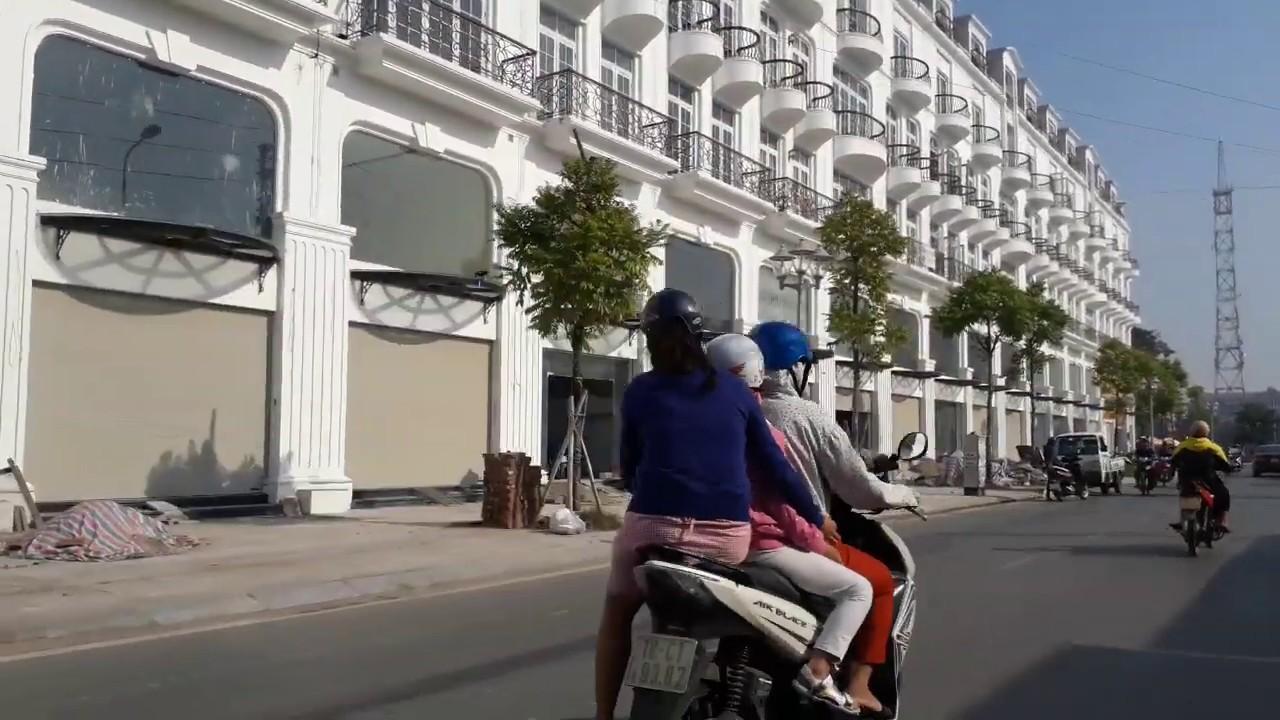 Khảo sát thị trường BĐS khu đô thị Dệt May thành phố Nam Định