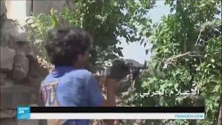 معارك في اليمن عند مضيق باب المندب الاستراتيجي