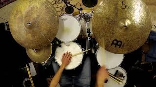 Sonor AQ2 Bop Set & Meinl Cymbals