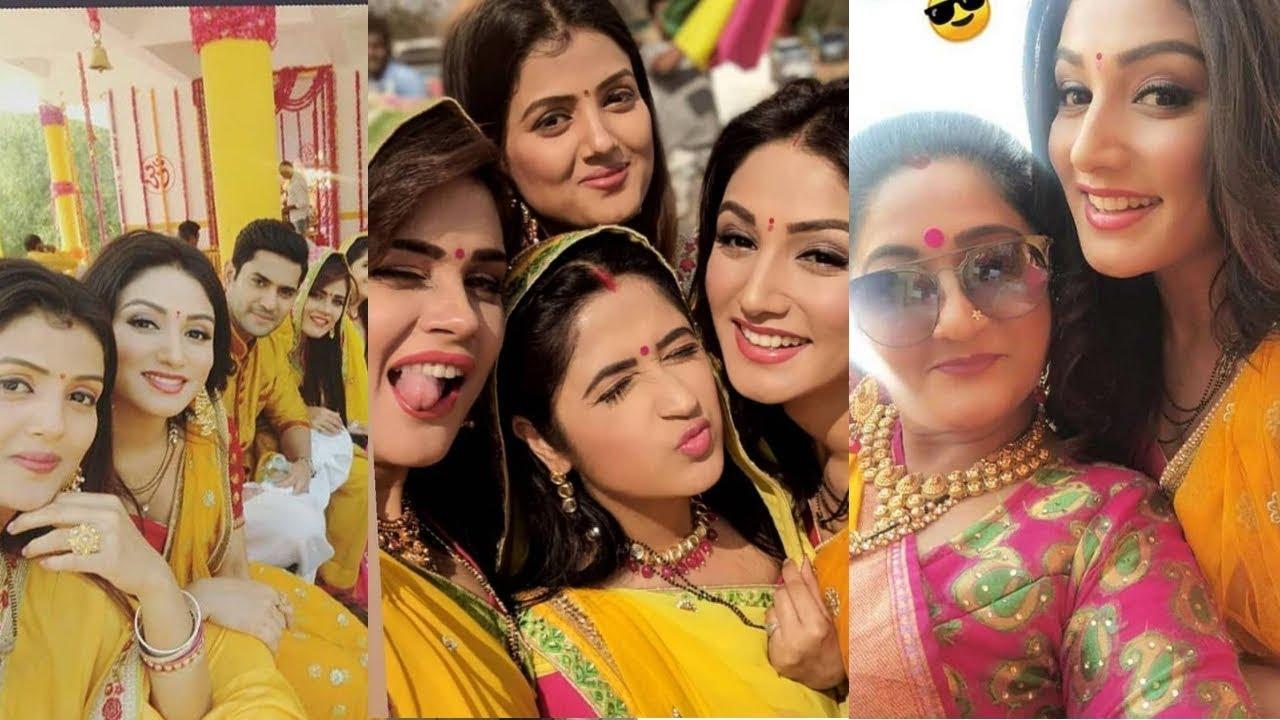 Roop-Mard ka Naya Swaroop Serial Cast Latest Offscreen Masti | Mitali |  Donal