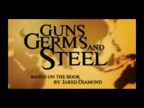 guns germs and steel conquest Guns, germs and steel traces humanity's journey over the last 13,000 years from the dawn of farming at the end of the last ice age to the realities of life in the twenty-first century.