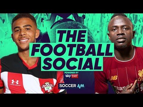 LIVE: Southampton 1-2 Liverpool   Liverpool Win Despite Adrian Mistake