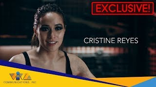 Cristine Reyes is Maria. Find out how she geared up for her most ba...