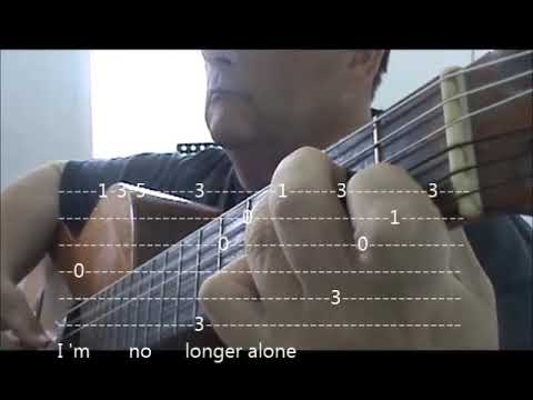 BLUE MOON GUITAR TABS AND CHORDS..VIDEO 323