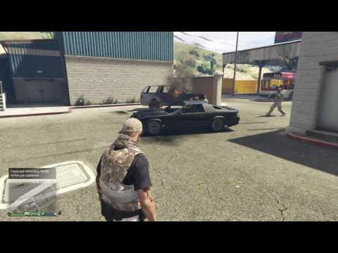 Gta 5 online Ruiner electrical anti theft system.