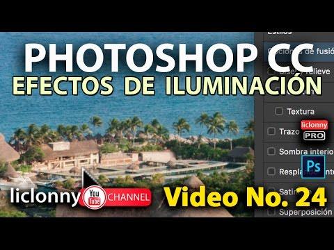 photoshop cc efectos de iluminacin cmo aplicar luz suave con efectos liclonny