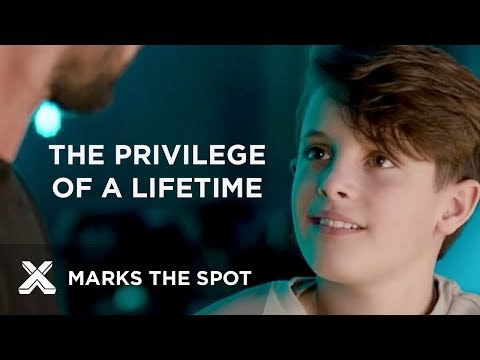 The Privilege of a Lifetime | X Marks the Spot