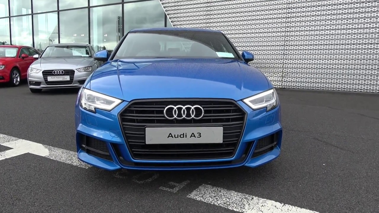 Cmg Audi Sligo New Audi A3 Saloon 16tdi S Line Black Edition