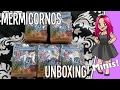 SHOO-BE-DOO, CALL UPON THE SEA PONIES! Tokidoki Mermicorno Vinyls Unboxing!