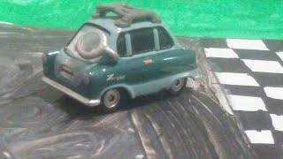 Profesor Z Cars 2 die-cast Review