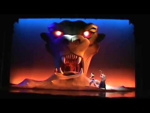 Disney's ALADDIN  ~ A Musical Spectacular 6/2/15