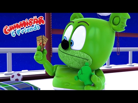 "Gummy Bear Show ""Two Tickets"" Episode 26 Gummibär And Friends"