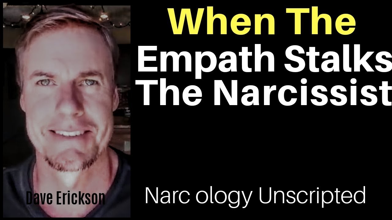 Narcissists - When The Empath Stalks The Narcissist  (Narcissism & Toxic  Relationships))