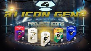 เล่นกิจกรรมใหม่ PROJECT ICONS ล่าไอค่อน [FIFA ONLINE4] #FO4