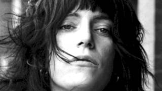Patti Smith - Chelsea Hotel, stanza 104