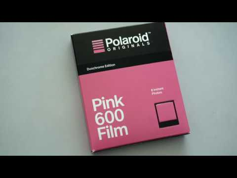 Pink Duochrome Film Edition / Polaroid Instant Film Review