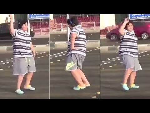 Saudi Boy Arrested For Dancing Macarena On Street Crossing