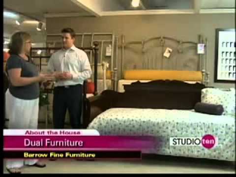 Dual Purpose Furniture For Small Spaces  w BarrowFurniture