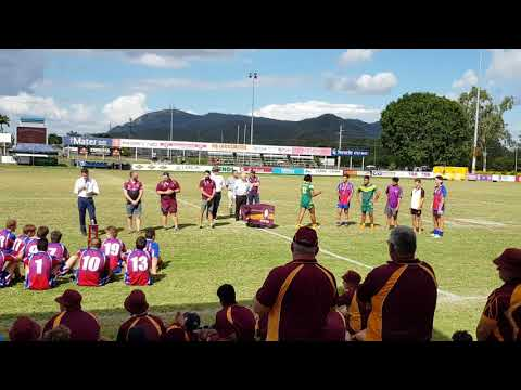 QSSRL U15s Queensland Maroon Team Announcement 2018