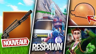 REAPPEARANCE SYSTEM, NEW ARME CHEAT - Other on FORTNITE! (Fortnite News)