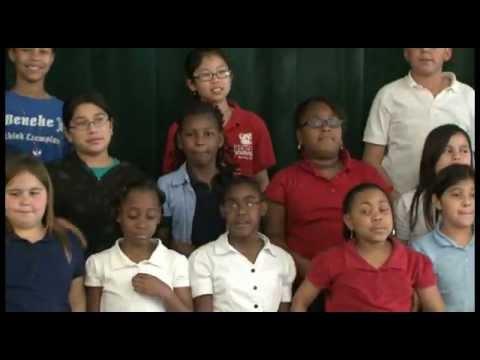 Beneke Elementary School Celebrates Spring ISD's 75th Anniversary